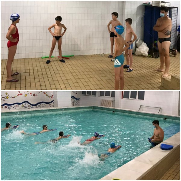 """Besplatna škola plivanja pod nazivom: """"PLIVAČKA UČIONICA"""""""
