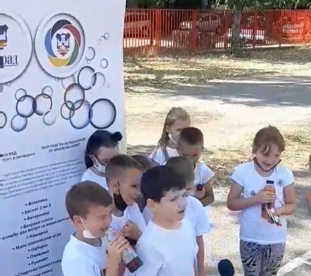 """OŠ """"RADOJE DOMANOVIĆ"""", GO NOVI BEOGRAD – 17.09.2020. GODINE"""