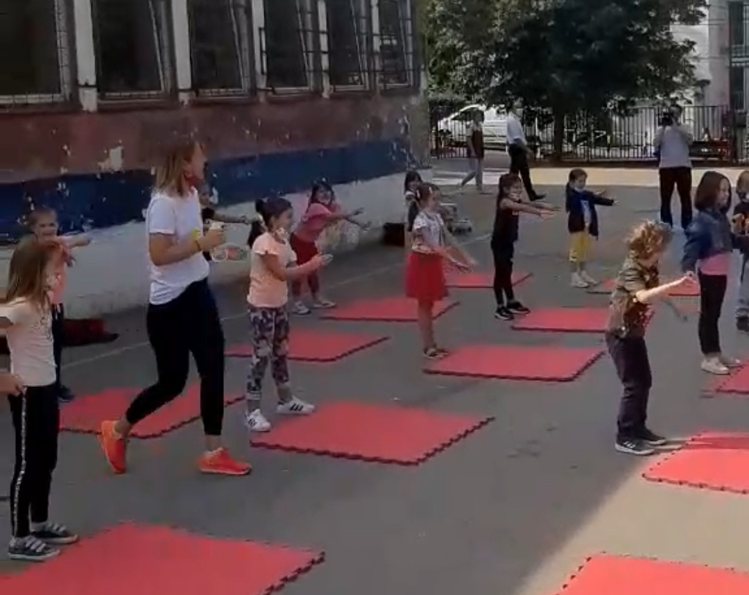 """MINI MINI"" – OŠ ""SVETOZAR MILETIĆ"", GO ZEMUN – 18.09.2020. GODINE"