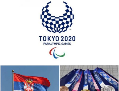 SERBIA WILL BE REPRESENTED BY 21 ATHLETES AT THE PARALYMPIC GAMES IN TOKYO, WHICH WILL BE HELD FROM 24.08.-05.09.2021. WE FOLLOW, CHEER and WISH A LOT OF SUCCESS AND MEDALS!