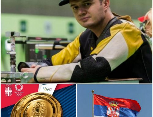 DRAGAN RISTIĆ, SERBIAN ARCHER, WON A GOLD MEDAL AT THE PARALYMPIC GAMES IN TOKYO! WE ARE PROUD AND CONGRATULATIONS!