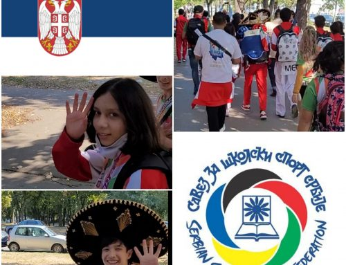 СРБИЈА ЈЕ ТРЕНУТНО ЈЕДИНСТВЕНА СВЕТСКА СПОРТСКА ПРЕСТОНИЦА